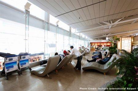 Рейтинг лучших и худших для сна аэропортов мира