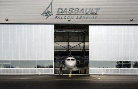 Dassault Aviation открыла новый центр технической поддержки