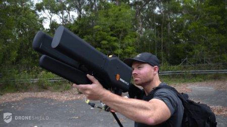 DroneGun – гроза квадрокоптеров