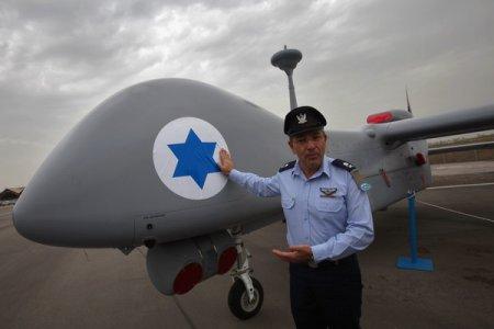 Военный БПЛА из Израиля может стать аэротакси