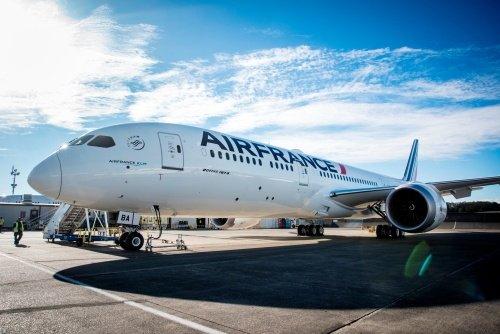 air france klm business model