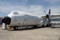 Lockheed Martin  представил в Ле-Бурже гражданскую версию C-130J Hercules