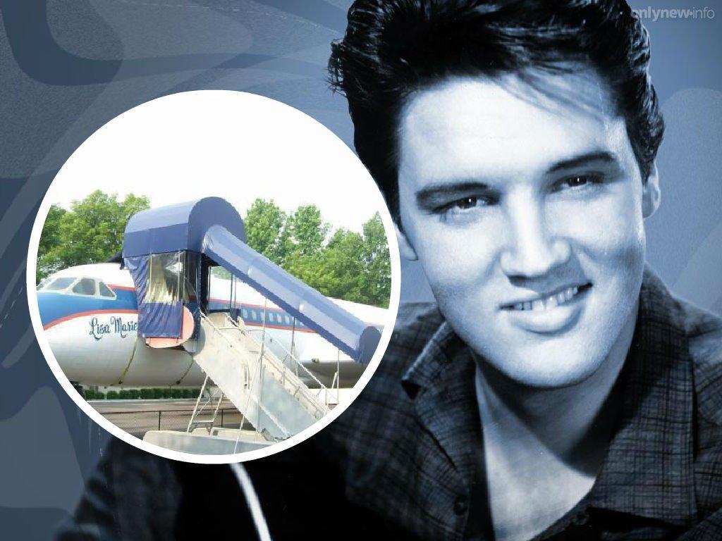 Самолет Элвиса Пресли был продан после 30 лет простоя на взлетной полосе