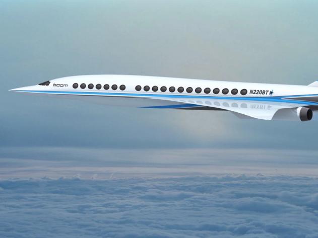 Сверхзвуковые полеты вернутся в гражданскую авиацию