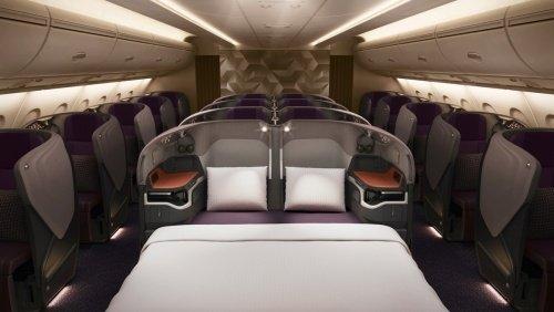 Модернизированный A380 для Singapore Airlines
