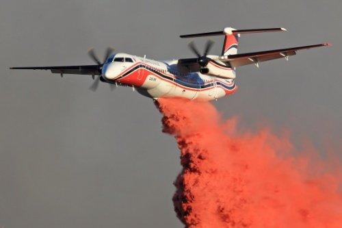 Группа Conair  заказала 6 пожарных  Bombardier  Q400MR