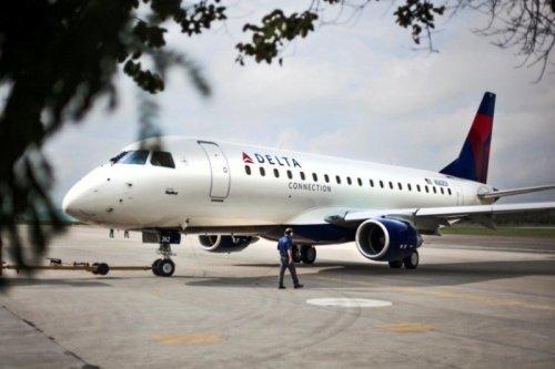 Первый Embraer 175-SC для  SkyWest