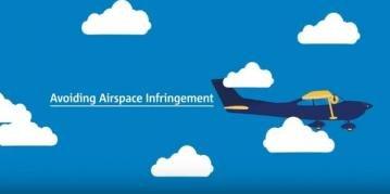 EASA научит частных пилотов избегать запретных зон воздушного простраства