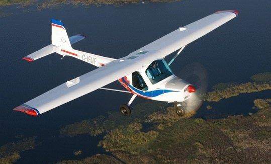 Австрия объявила OPT-OUT 600 kg для несертифицируемых самолетов